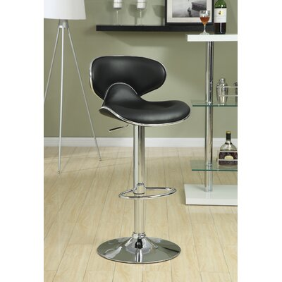Wildon Home ® Adjustable Swivel Bar Stool