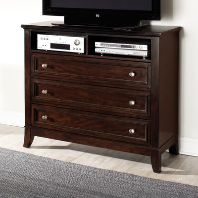 Banks 3 Drawer Media Chest