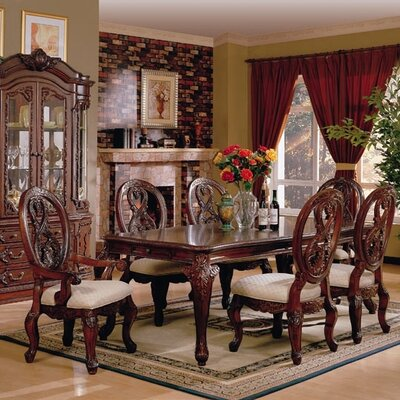 Wildon Home ® Nottingham 7 Piece Dining Set
