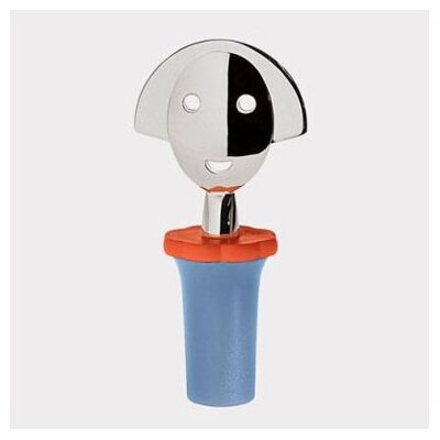 Alessi Anna Stopper 2 Press Cap by Alessandro Mendini
