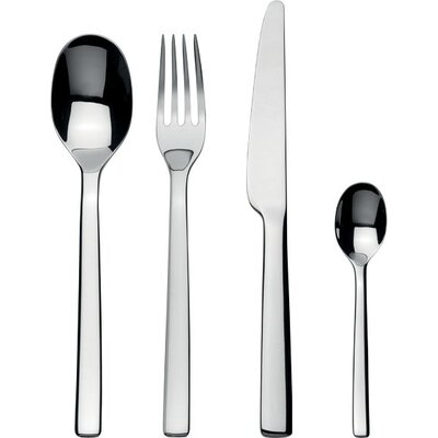 Alessi Ovale 24 Piece Flatware Set