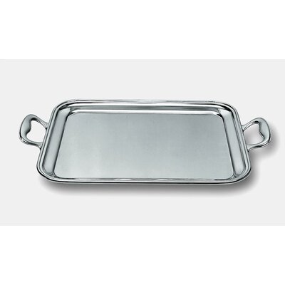 Alessi Ufficio Tecnico Alessi Rectangular Tray with Handles
