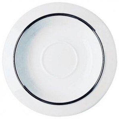 "Alessi Filetto 5.6"" Saucer for Coffee Cup"