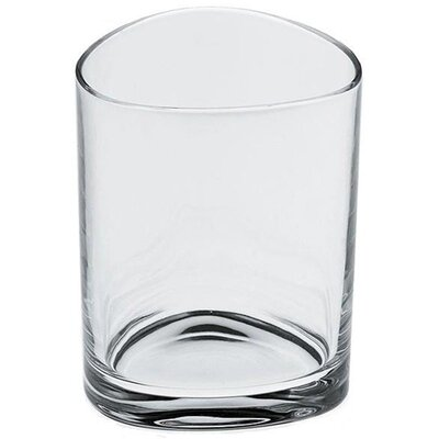 Alessi Colombina Crystal 10.5 oz. Water Tumbler