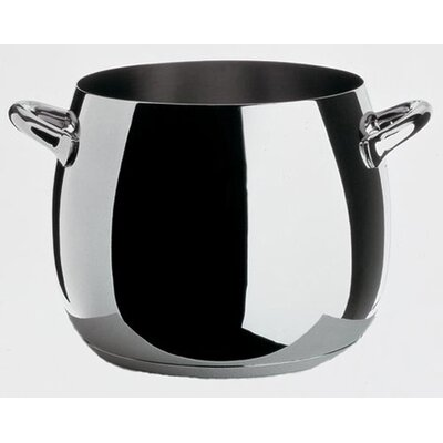 Alessi Mami Stockpot - Mirror Polished Finish