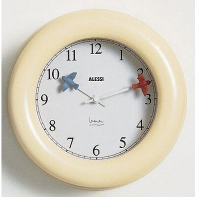 Alessi Michael Graves Kitchen Wall Clock