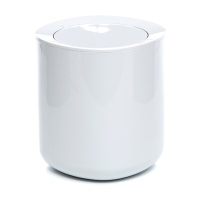 Alessi Birillo Bathroom Waste Bin by Piero Lissoni