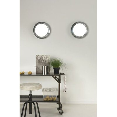 Luceplan Metropoli D20/38p Outdoor Ceiling/Wall Light with Optional Component