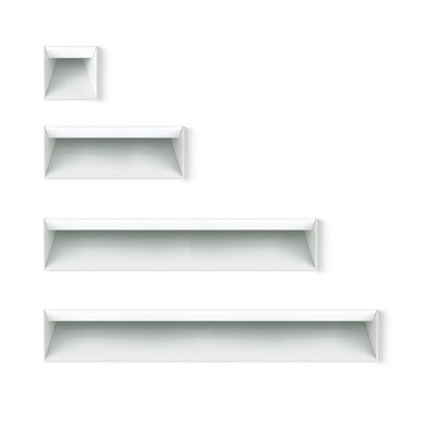 Luceplan E03 1 Light Recessed Wall Lighting