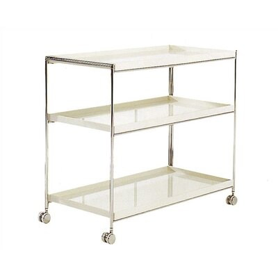Kartell Trays Serving Cart