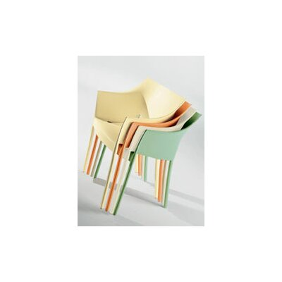 Kartell Dr. No Arm Chair (Set of 4) (Set of 4)