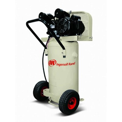 Ingersoll Rand 20 Gallon Single Stage Electric Garage Mate Air Compressor