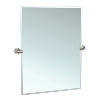 Gatco Zone Rectangular Mirror