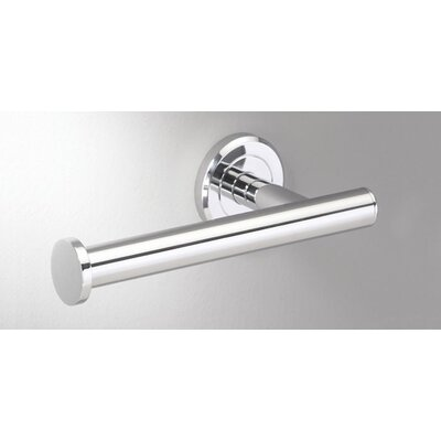Gatco Latitude II European Toilet Paper Holder in Chrome