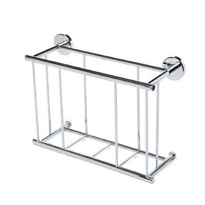 Latitude II Magazine Rack