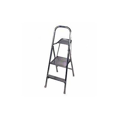 Werner 4.5' Aluminum Project Step Ladder