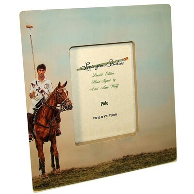 Lexington Studios Sport Polo Large Picture Frame
