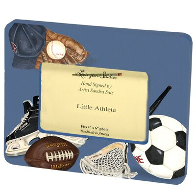 Sports Little Athlete Small Picture Frame