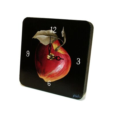 Lexington Studios Apple Tiny Times Clock