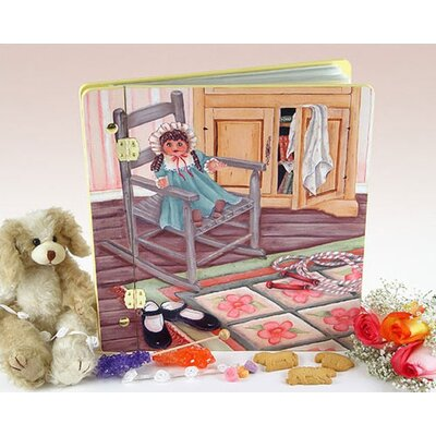 Lexington Studios Children and Baby Lindsey's Room Large Book Photo Album