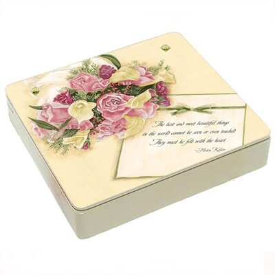 Lexington Studios Summer Wedding Bliss Decorative Storage Box