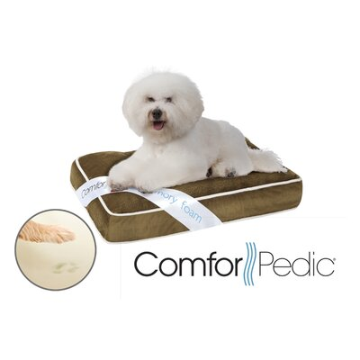 Comforpedic Deluxe Orthopedic Napper Pet Bed