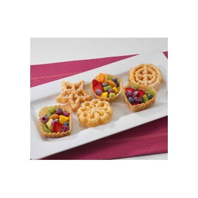 Nordicware International Specialties Traditional Rosette Timbale Set
