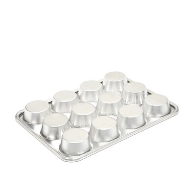 Nordicware Natural Commercial 12 Cup Muffin Pan