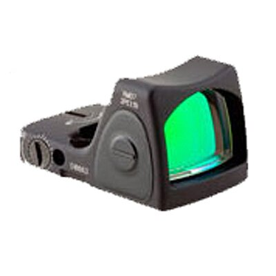 Trijicon RMR Sight Adjustable LED 6.5 MOA with RM38 ACOG