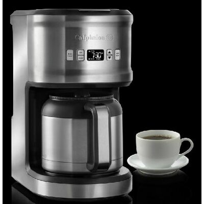 Calphalon Kitchen Electrics Quick Brew 10 Cups Thermal Coffee Maker