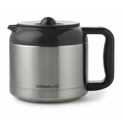 Calphalon Kitchen Electrics Carafe for Quick Brew 10 Cups Thermal Coffee Maker