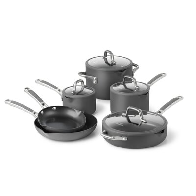 Calphalon Easy System Nonstick 10-Piece Set