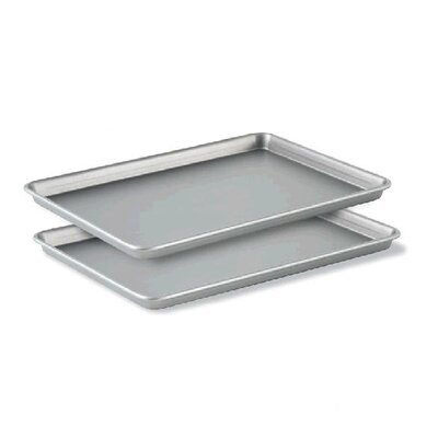 Calphalon Nonstick Bakeware 2 Piece Baking Sheet Set