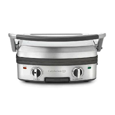 Kitchen Electrics 5 in 1 Removable Plate Grill