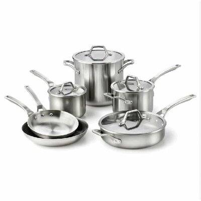 Calphalon AcCuCore 10-Piece Set