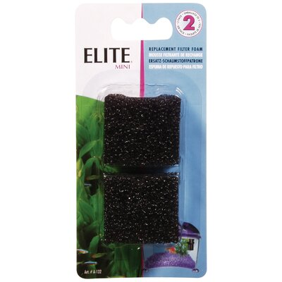 Hagen Elite Filter Cartridge for Mini Underwater Filter (2 Pack)