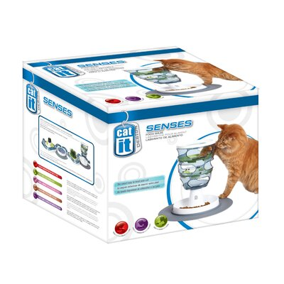 Hagen Catit Design Senses Treat Maze Cat Toy