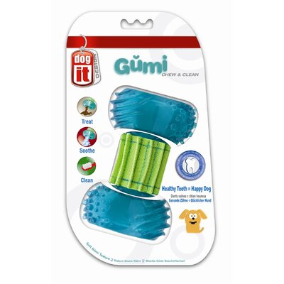 Hagen Dogit Design Gumi Dog Dental Toy (Chew and Clean Mini)