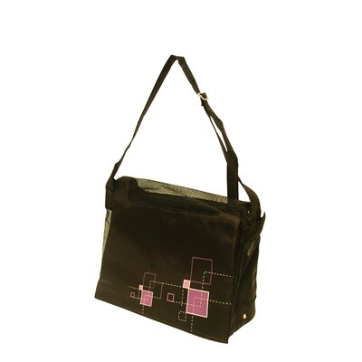Dogit Style Nylon Messenger Bag Dog Carrier