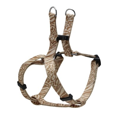 Dogit Style Adjustable Jungle Fever Dog Harness
