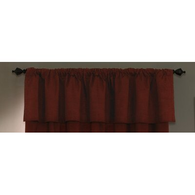 Sound Asleep Room Darkening Backtab Window Valance