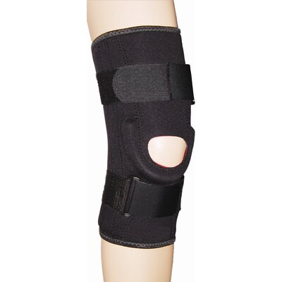 ProStyle Stabilized Knee Brace in Black