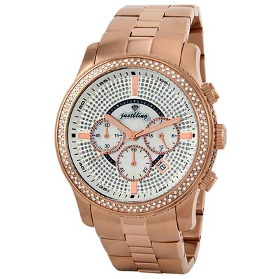 Men's Vanquish Watch in Rose-Gold