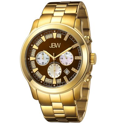 JBW Women's Alessandra Watch in Gold