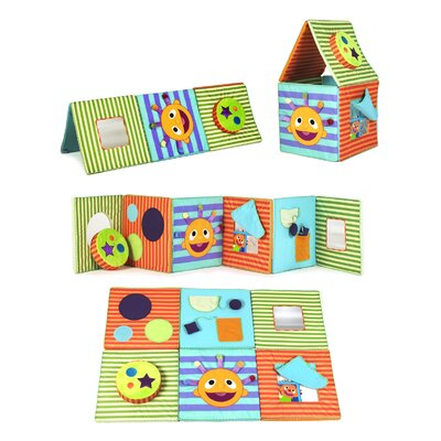 eebee eebee Adventure Play Mat and Activity Play House