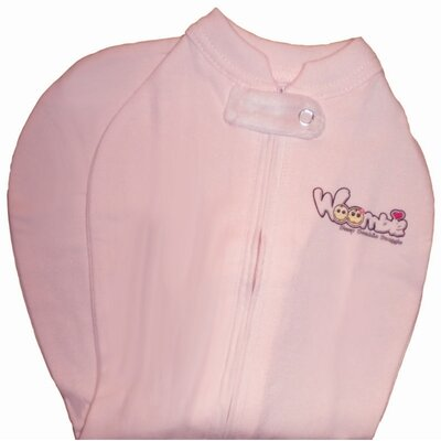 Newborn Swaddle Blanket in Pink