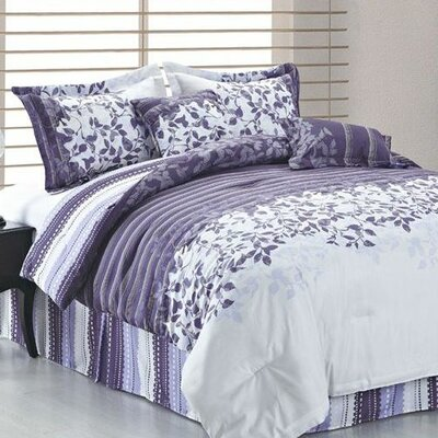 Beckett 6 Piece Comforter Set
