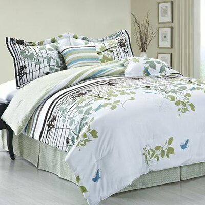 DR International Florence 6 Piece Comforter Set