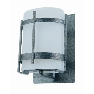 "DVI Vermillion 6"" One Light Outdoor Wall Sconce"
