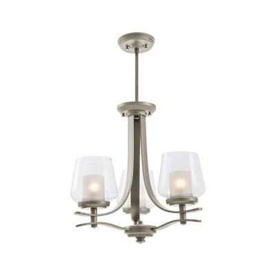 Isabella 3 Light Chandelier